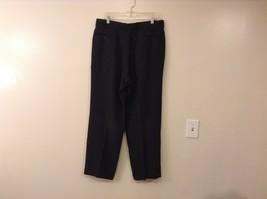 Giorgio Armani Mens Dark Gray Wool Dress Pants size EUR 42 (see measurements) image 2