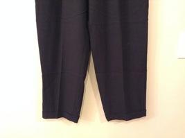 Giorgio Armani Mens Dark Gray Wool Dress Pants size EUR 42 (see measurements) image 4