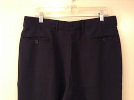 Giorgio Armani Mens Dark Gray Wool Dress Pants size EUR 42 (see measurements) image 5