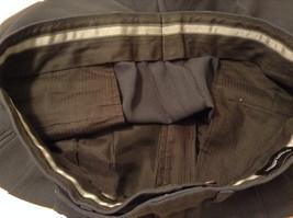 Giorgio Armani Mens Dark Gray Wool Dress Pants size EUR 42 (see measurements) image 8