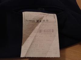 Giorgio Armani Mens Dark Gray Wool Dress Pants size EUR 42 (see measurements) image 10