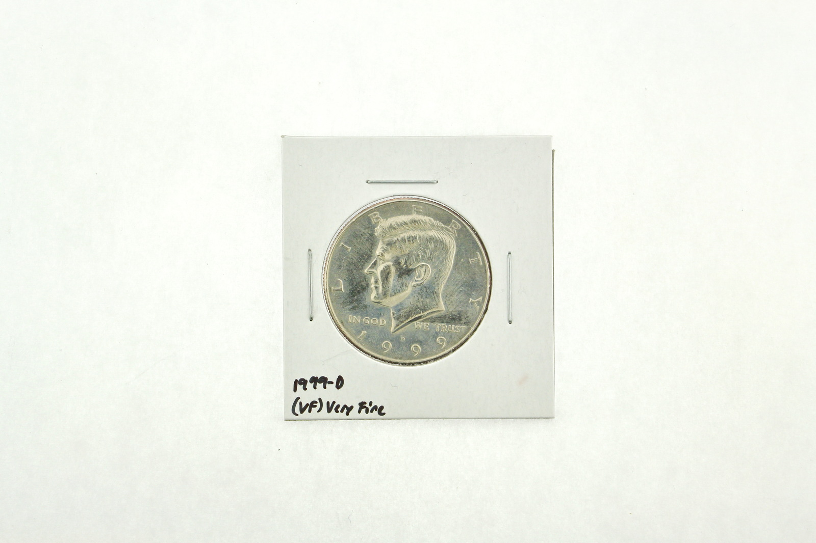 Primary image for 1999-D Kennedy Half Dollar (VF) Very Fine N2-3986-2