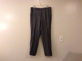 Brioni Mens Gray 100% Wool Dress Pants size EUR 36 Reg