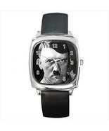 Adolf Hitler Leather Strap & Stainless Steel Watches - $12.56+