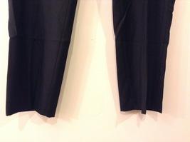 Calvin Klein Mens Slim Fit Black 100% Wool Dress Pants, size 38Wx30L image 4