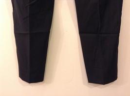 Calvin Klein Mens Slim Fit Black 100% Wool Dress Pants, size 38Wx30L image 6
