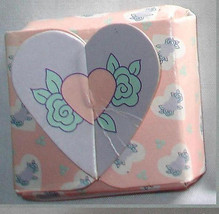 Barbie doll Heart Family accessory cardboard box present  - $6.99