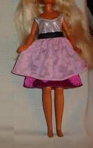 doll clothes semiformal dress fits ten in Skipper and small breasted Bar... - $6.99