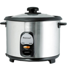 Brentwood 10 Cup Rice Cooker/Non-Stick - $42.83