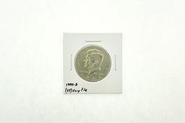 1999-D Kennedy Half Dollar (VF) Very Fine N2-3986-4 image 1