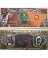 Frankenstein 66 Monster Dollars Bill Note - free shipping - $3.99