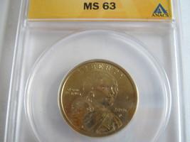 SACAGAWEA DOLLAR , 2000-P ,MS 63 , ANACS Certififed  - $13.00