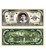 Baby Face Nelson $100,000 Dollars Bill Note - free shipping - $3.99