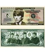 Beatles G. Harrison 1 Million Dollars Bill Note - free shipping - $3.99