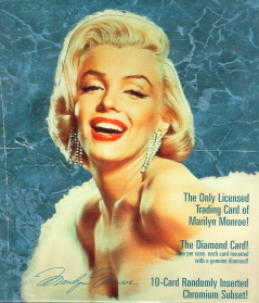 Primary image for MARILYN MONROE SERIES 1 1993 WAX BOX - BRAND NEW