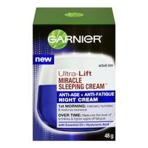 Garnier Ultra-Lift Miracle Sleeping Cream 1.7 Oz - $8.99