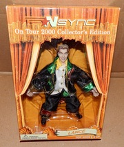 Lance Bass  2000 NSYNC Collectible Marionette Doll By Winterland NIB 166P - $9.49