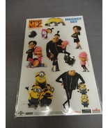 DESPICABLE ME 2 MAGNET PACK / SET OF 8 - $7.87