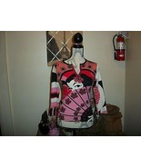 TOPSY TURVY Just Go On Geisha Girl Blouse Size M - $13.86