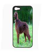 Dog Irish Setter iPhone 5 5S Hard Case Back Cover - $10.42