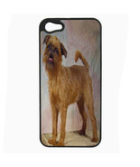 Dog brussels griffon 02 iPhone 5 5S Hard Case Back Cover - $10.42