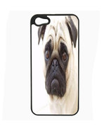 Dog pug cute iPhone 5 5S Hard Case Back Cover - $10.42