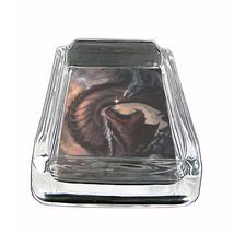 "Dragon Glass Ashtray D15 4""x3"" Mythology Beast Fire Game of Thrones - $7.88"