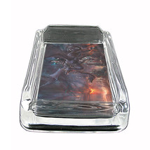 "Dragon Glass Ashtray D17 4""x3"" Mythology Beast Fire Game of Thrones - $7.88"