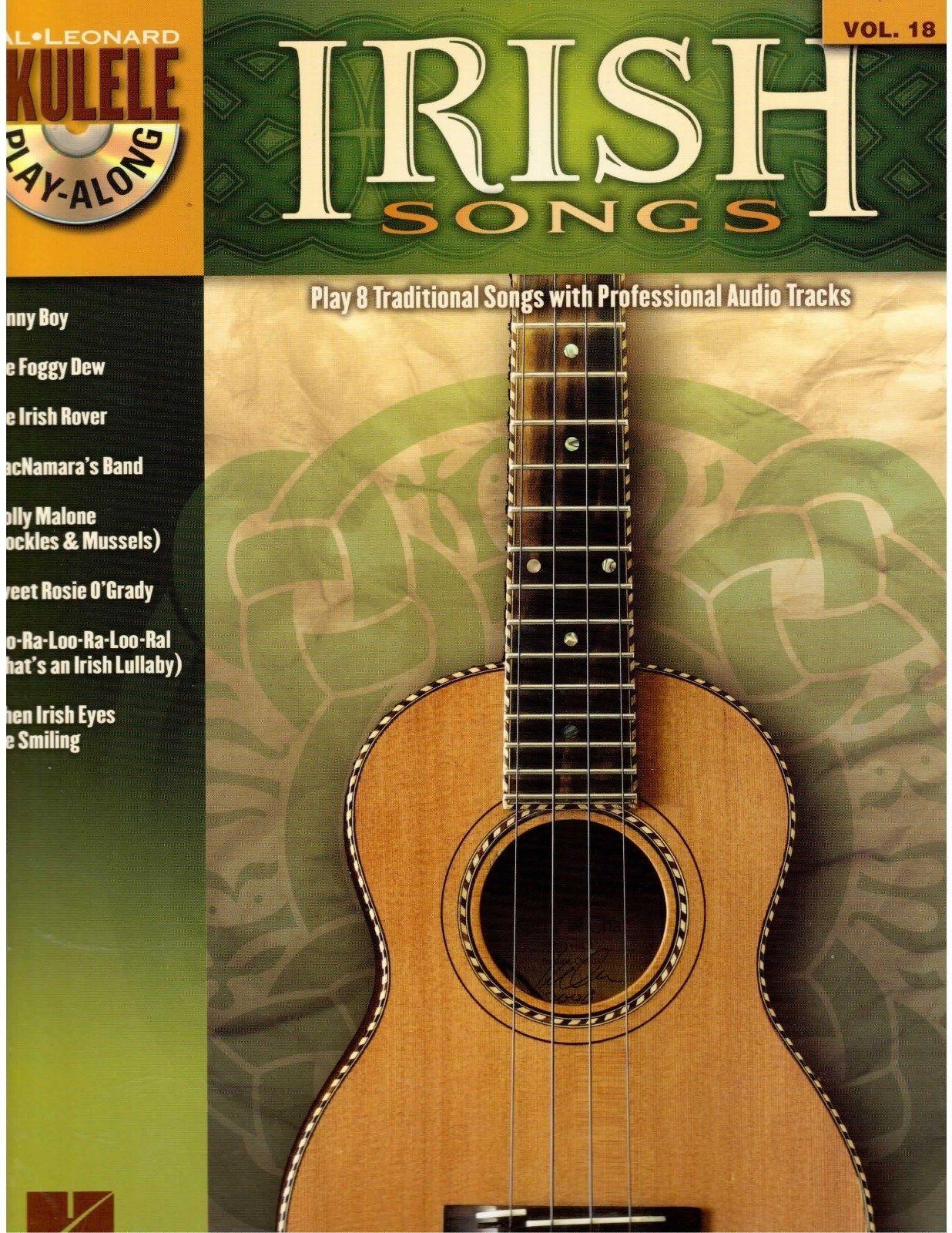 Irish Songs Ukulele Tab Sheet Music Chords And 50 Similar Items