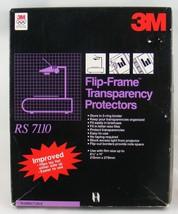 3M RS 7110 Flip Frame Transparency Protectors - $12.30