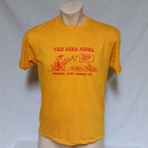 VTG 1985 The Pied Piper T Shirt 80s Play 50/50 Original Cast Theater Movie XL - $19.99