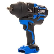 Kobalt XTR 24-Volt Max 1/2-in Drive Cordless Impact Wrench 1-Battery Included