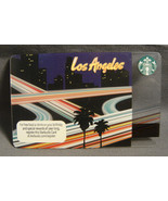 STARBUCKS CARD 2012 LOS ANGELES FREEWAY THEME GIFT CARD NO BALANCE / REL... - $7.91