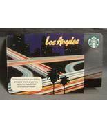 STARBUCKS CARD 2012 LOS ANGELES FREEWAY THEME GIFT CARD NO BALANCE / REL... - $7.91