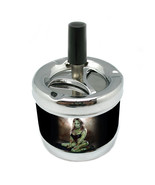 Stylish Designer Spin Ashtray Zombie Design-019 - $7.91