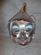 The Wizard Of Oz The Tin Man Halloween Mask Pvc - $7.87