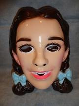 The Wizard Of Oz Dorthy Halloween Mask Pvc - $7.87