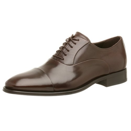 BROWN LEATHER SHOES FOR MEN,MEN'S LACE UP SHOES BROWN