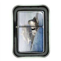 Windproof Oil Lighter Gift Box Navy D 03 U.S. Marine Corps Seals Special Forces - $5.89