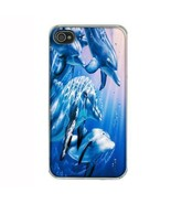 iPhone 4 4S Hard Case Back Cover Dolphins Design 03 Cetacean Mammal Mari... - $8.86