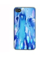 iPhone 4 4S Hard Case Back Cover Dolphins Design 09 Cetacean Mammal Mari... - $8.86