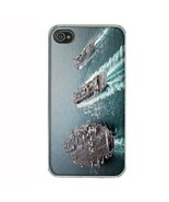 iPhone 4 4S Hard Case Navy D 01 United States Marine Corps Seals Special... - $8.86
