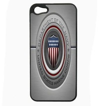 iPhone 5 5s Hard Case Navy D 09 United States Marine Corps Seals Special... - $9.85