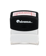 Universal Message Stamp, RECEIVED, Pre-Inked/Re... - $12.05