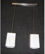 Gustafuson Brushed Nickel 12V Ceiling Light Fixture #1B327TY / 55550XZ163 - $29.70