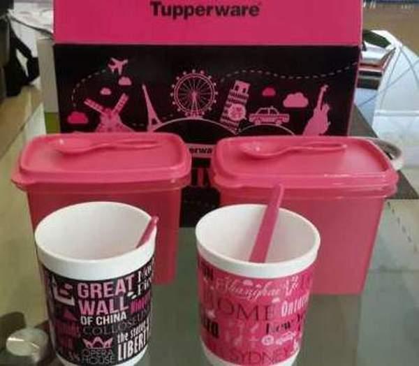 1 Set Caravela Tupperware Suitable for and 50 similar items. Caravela