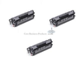 3 Pack Q2612A 12A TONER CARTRIDGE for HP LASERJET 1010/ 1012/ 3015 - $47.51