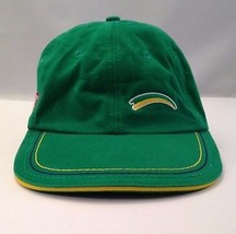 Sud Africa 2010 Brasil Cap Hat Green Brahva One Size Soccer Sport Kick - $21.28