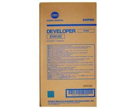 GENUINE KONICA MINOLTA BIZHUB PRO C5500 / C6500 CYAN DEVELOPER DV610C A0... - $123.74