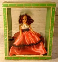 DANCE HALL GIRL DOLL 1950s MINT - Sealed in Box - $35.00